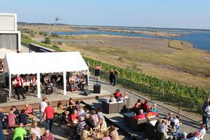 Weinfest auf den IBA-Terrassen am Großräschener See